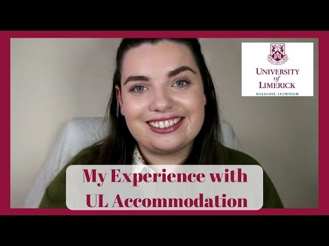 University of Limerick Accommodation - Where to Live in UL and My Experience | CHASING RUBY CHAT