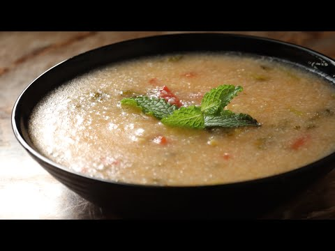 Ramadan special aash recipe aash recipe rice soup iftar recipes