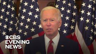 Biden blasts Trump's response to George Floyd protests