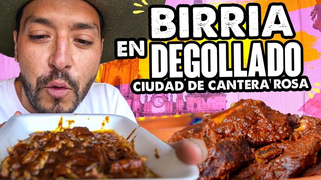 BIRRIA de Chivo en DEGOLLADO, Jalisco