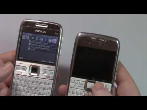 Nokia E72 восемь лет спустя (2009) - ретроспектива