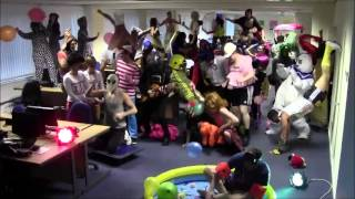 Pastdue Credit Solutions do the Harlem Shake...