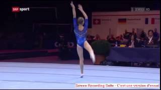 Daria Spiridonova - Floor - Swiss Cup 2014