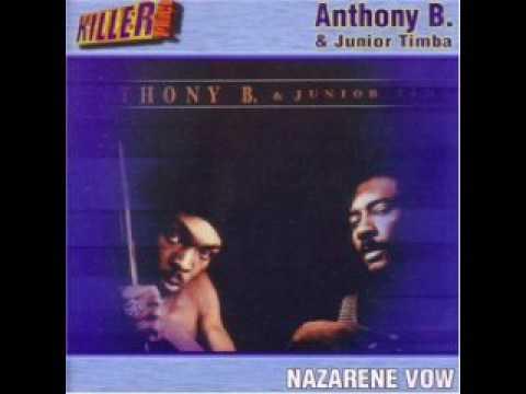 Anthony B  - Nazarene Vow  1999