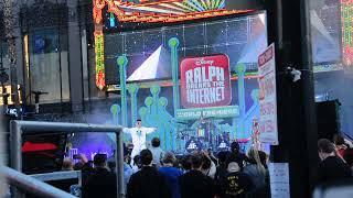 Imagine Dragons Believer Jimmy Kimmel Concert 11-5-2018 Hollywood, California