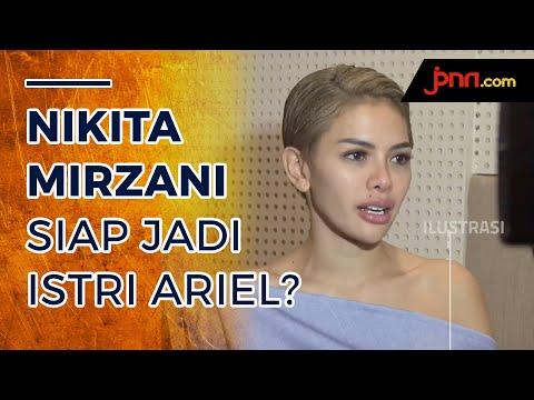 Nikita Mirzani Blak-Blakan Soal Ariel NOAH