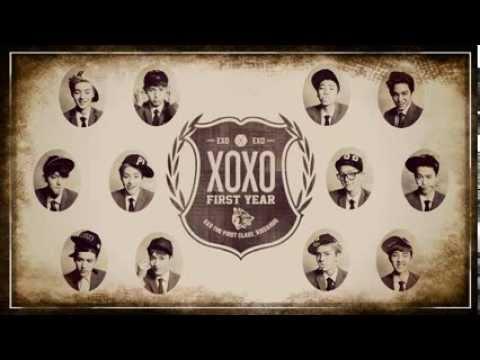 [Full Album] EXO XOXO
