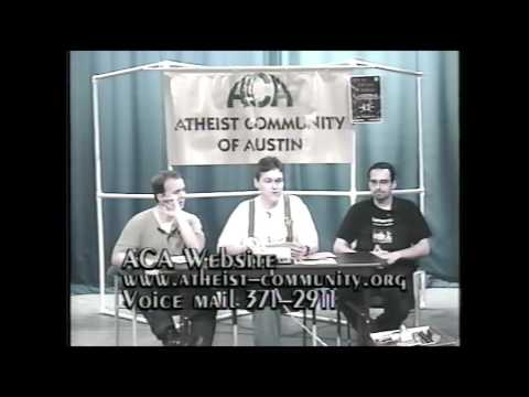 """Lost"" Atheist Experience #153 with Jeff Dee, Martin Wagner, and Arlo Pignotti"