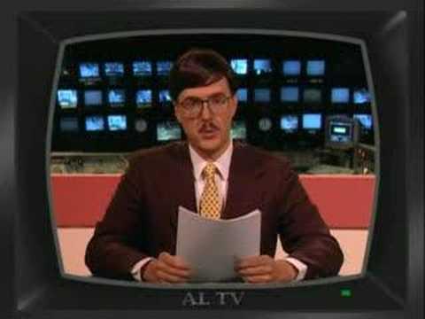 The Weird Al Show - AL TV 9
