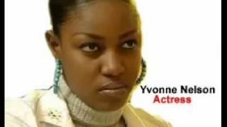 Yvonne Nelson Interview Part 1