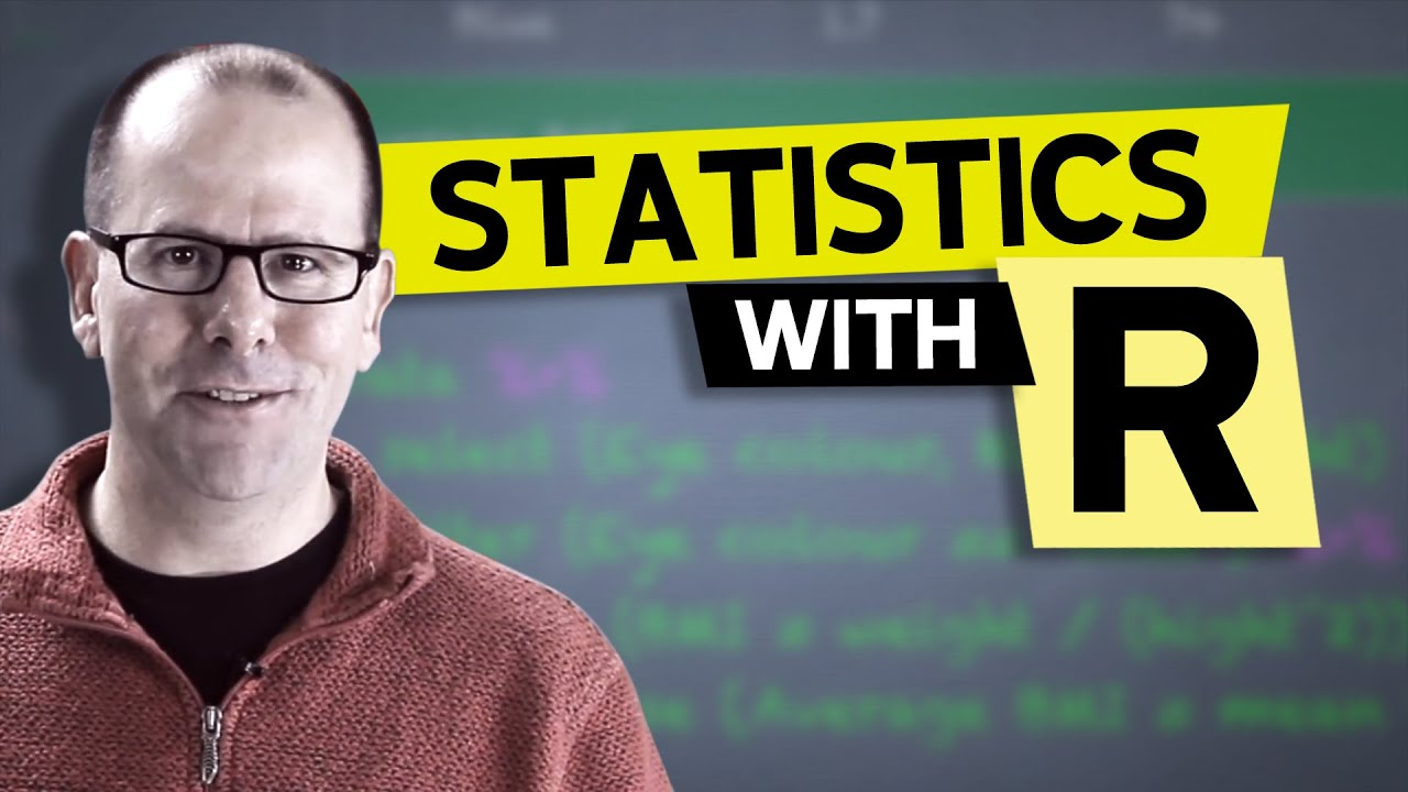 R Programming For Beginners Statistic With R T Test And Linear Regression And Dplyr And Ggplot