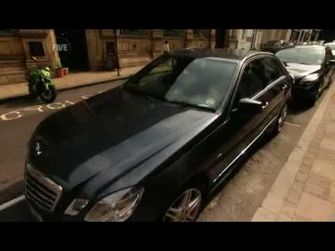 New Mercedes Benz E Class 2010 Fifth Gear S16 ep6