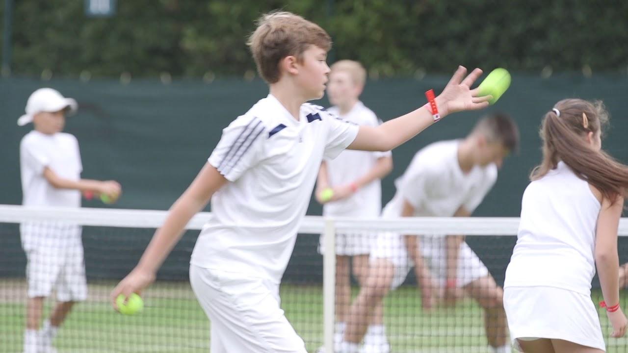 Road to Wimbledon Finals: County Boys' Singles Champion Joseph Logan