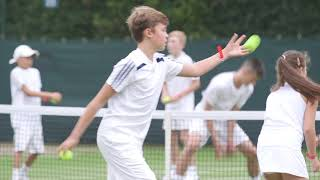 Road to Wimbledon Finals: County Boys