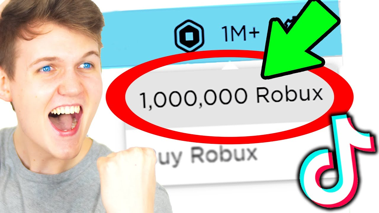 Can We Get These Roblox Tik Tok Hacks To Actually Work Free Money Youtube