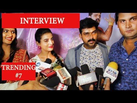 शादी के बाद पवन सिंह का पहला इंटरव्यू | Pawan Singh -Akshara Singh Interview | Bindaas Bhojpuriya