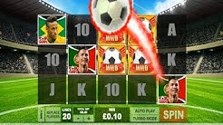 Top Trumps Football Stars Sporting Legends Online Slot from Playtech