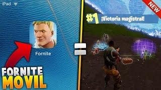 Como DESCARGAR Fortnite para MÓVIL / TELÉFONO en CUALQUIER DISPOSITIVO   Fortnite: Battle Royale