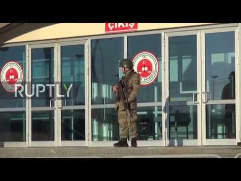 Turkey: Trial opens of Istanbul New Year massacre gunman