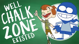 I Can't Believe Chalkzone ACTUALLY Existed