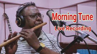 Morning tune|Pahadi dhun|Basuri ko dhun by Flute Maestro JB Lama