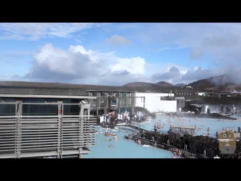 Blue Lagoon Geothermal Spa In Iceland