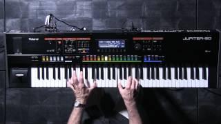 Roland JUPITER-50 Sound Examples — Patch 1806: