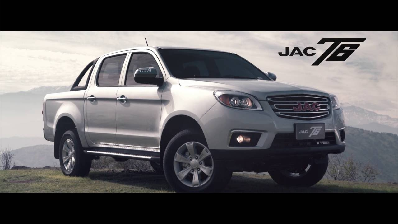 JAC T6 - YouTube