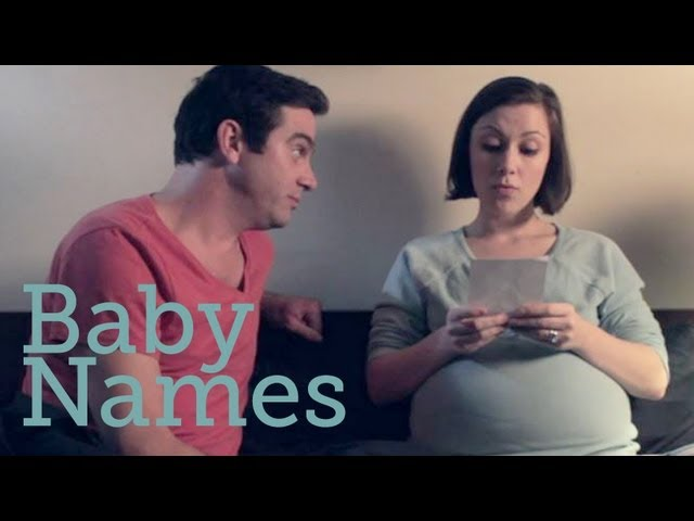 Baby Names (Whitney Avalon)
