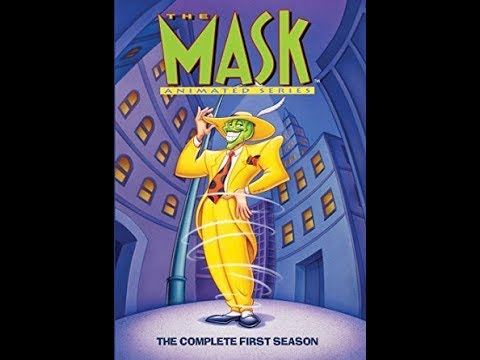 the mask animated series the complete first season dvd review