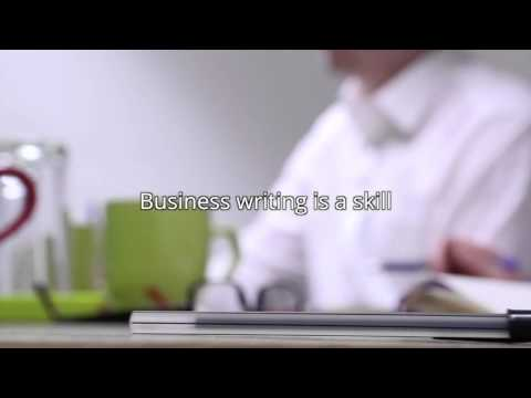 Introduction to Better Business Writing
