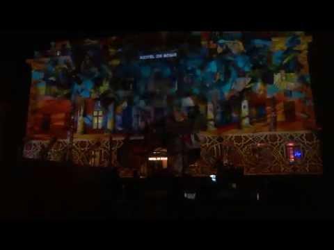 Berlin Festival of Lights 2016 Hotel de Rome