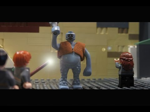 LEGO Harry Potter and the Sorcerer's Stone in 2 Minutes