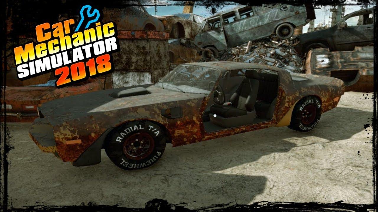 Car Mechanic Simulator 2018 junkyard - cinemapichollu