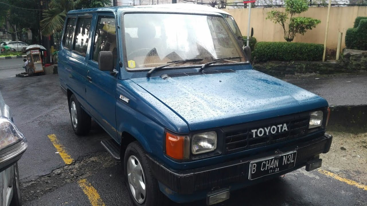 In Depth Tour Toyota Kijang Ranger Ssx  U0026quot Super U0026quot   1987  - Indonesia