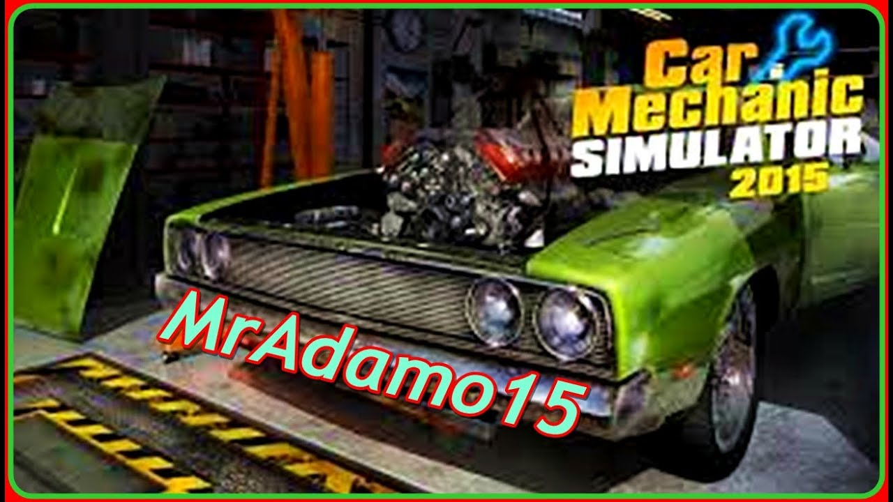 Car Mechanic Simulator 2018 Free Download  CroHasIt