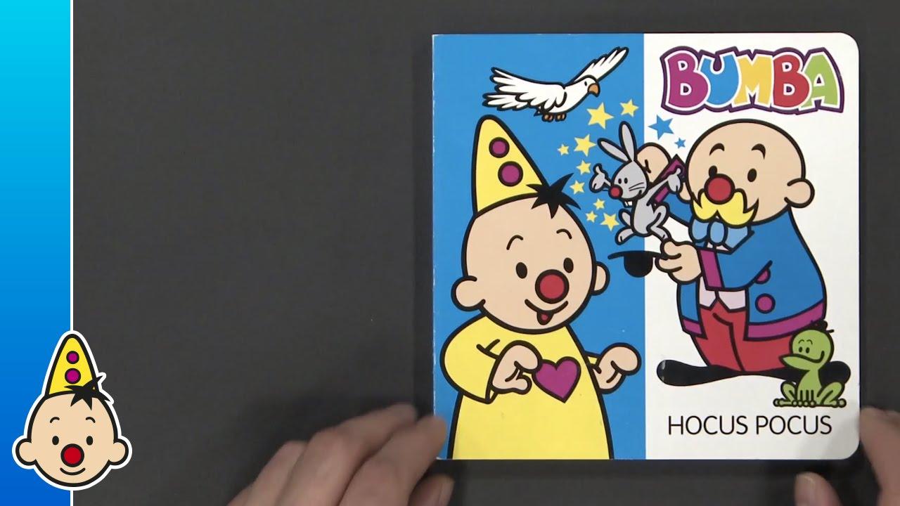 Bumba: Hocus pocus - Voorgelezen
