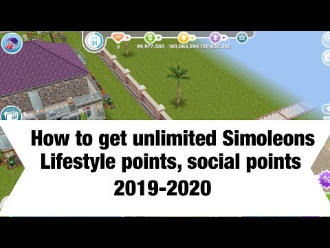 How To Get Unlimited Simoleons, LP, And SP (2019-2020)