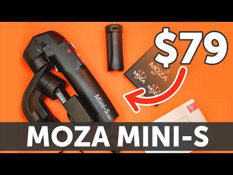 Стабилизатор MOZA Mini-S обзор и отзыв пользователя, инструкция к стедикаму