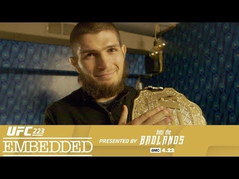 UFC 223 Embedded: Vlog Series - Episode 4