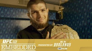 UFC 223 Embedded: Vlog Series - Episode 4