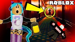 I'M TRAPPED IN A HAUNTED HOTEL!! | Roblox Escape the Haunted Hotel | Roblox Roleplay (SCARY)