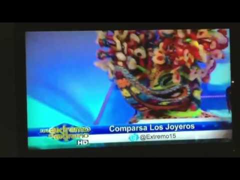 Entrevista al Grupo de Carnaval Los Joyeros de Santiago en De Extremo A Extremo  2/2/2016