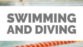 Hall vs. Farmington Girls Varsity Swimming and Diving