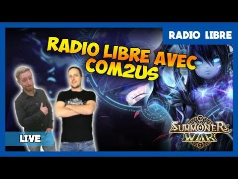 LIBRE ANTENNE - Summoners War