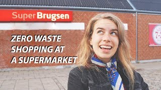 I Tried Zero Waste Shopping In A Danish Supermarket // this is what happened