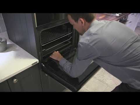Teka Oven Glass Removal