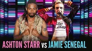 Jamie Senegal vs. Ashton Starr  [A Matter Pride 10/18/2018]