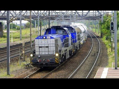Des trains en Moselle - Août 2017 [Partie 3]