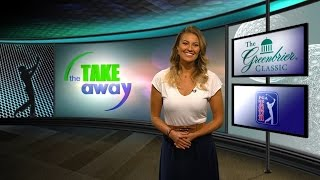 The Takeaway | Tiger goes hunting, flag sticks, birdies and rain come down in buckets